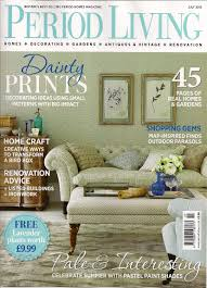 Period Homes And Interiors Magazine Period Living Magazine Feature Aqua Check Shetland Throw