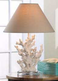 white coastal table lamps beautiful sculptural table lamps
