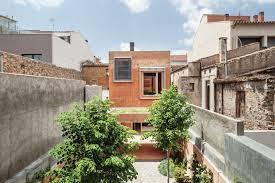 house 1014 designed by h arquitectes architect magazine