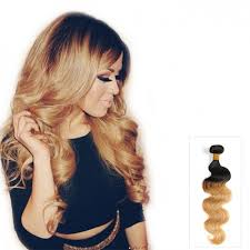 ombre weave wave hair ombre weave two tone