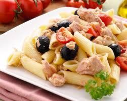 recette salade de pâtes au thon
