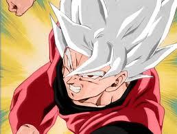 dragon ball super super saiyan white transformation