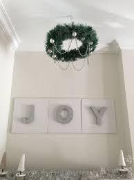 Christmas Home Decor Crafts The Sparkling Corner And Chandelier Hometalk