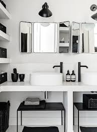 contemporary black and white bathrooms contemporary black and