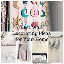5 best wall decorating ideas for your home coo architecture