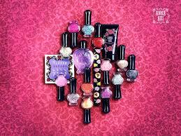 free anna sui make up wallpapers nail polish wallpaper photo