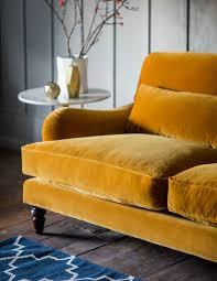 Chesterfield Sofa Velvet Fabric by Three Seater Or Two Seater Velvet Sofa Rose U0026 Grey