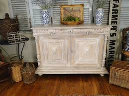 Painted Buffets And Sideboards by French Country Antique Painted Buffet And Sideboard Server Carved