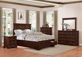 espresso queen bedroom set homelegance 1844dc eunice bedroom set with storage bed
