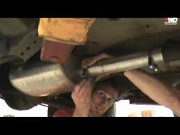 2000 jeep grand exhaust system how to install a 4wdh cat back exhaust on a wj grand