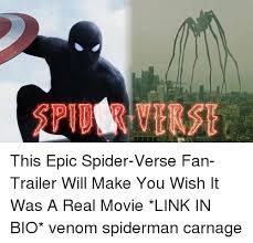 210鰕verse this epic spider verse fan trailer will make you wish it