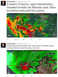 Minnesota how do electromagnetic waves travel images Preliminary at least 7 tornadoes in minnesota tuesday heating gif
