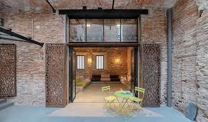industrial loft ffwd arquitectes turned an old carpentry workshop in industrial loft