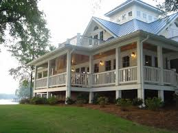 modern house plans with porches
