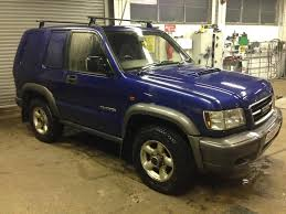 100 manual for isuzu bighorn diesel kidney anyone 20k mile