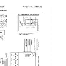 parts for frigidaire ffhs2622mbl wiring diagram parts