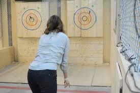 axe throwing even more fun than running with scissors u2013 apt613