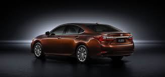 lexus es250 used car refreshed lexus es debuts at shanghai motor show autoguide com news