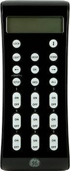 remote audio video lighting ge z wave wireless lighting control lcd remote audio video remote