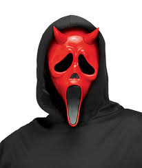 devil mask for halloween ghostface mask archives ghostface co uk ghostface the icon of