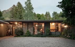 mid century home plans ideas mid century modern house plan no