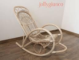 costruire sedia a dondolo produzione sede a dondolo in bambu e rattan