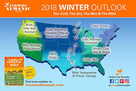 us weather map this weekend farmers almanac warns of winter mnn nature network