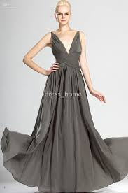 Dove Gray Wedding Dress Grey Evening Dresses Cocktail Dresses 2016