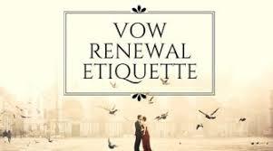 vow renewal program templates vow renewal programs for church