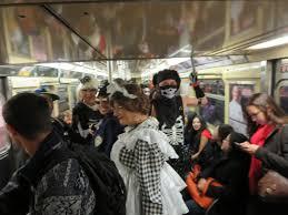 new york city halloween parade lady clover honey as skeleton rolanda rose as sissy maid u2026 flickr