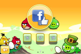 angry birds seasons green lucky update