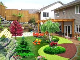 Small Sloped Garden Design Ideas Small Sloping Garden Design Ideas The Garden Inspirations