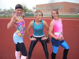 80s Workout Halloween Costume 22 Fugliest Workout Images Workout 80s