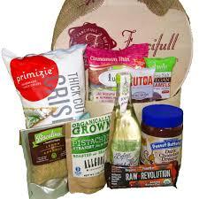 vegan gift basket sweet vegan gift basket