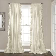 Shabby Chic White Curtains Shabby Chic Curtains