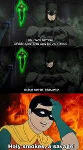 Batman Green Lantern Meme - green lantern can do anything meme xyz