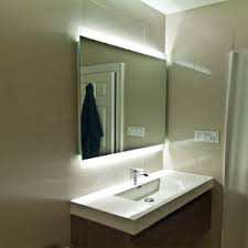 Backlit Bathroom Vanity Mirrors Backlit Bathroom Mirror Image Of Backlit Bathroom Mirror Design