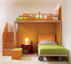 Ergonomic Bedroom Design Inspiration For Two Children By DearKids - Stylish bedroom design