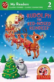rudolph red nosed reindeer reader level 2