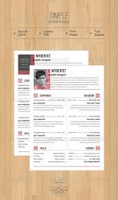 simple creative resumes 90 best resume images on pinterest print templates creative cv