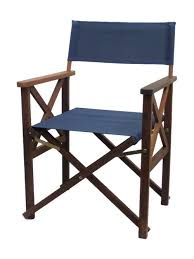 Tall Directors Chair With Side Table Tall Directors Chair With Table