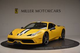 ferrari 458 speciale 2015 ferrari 458 speciale stock 4370 for sale near greenwich ct