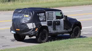 jeep boss mike manley confirms vwvortex com 2018 jeep wrangler spied