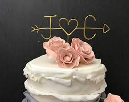wire cake toppers wire cake topper etsy