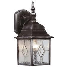 Lantern Style Outdoor Lighting by Powermaster S5901 Vintage Outdoor Wall Lantern