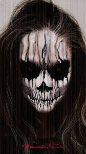 scary halloween photos free the 25 best scary face paint ideas on pinterest all the best