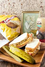 bologna cuisine bologna and cheese sandwich with sabraspreads