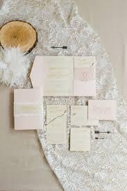 Wedding Invitations Utah Twelve30 Creative Custom Pocket Wedding Invitation For A