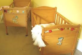 vintage baby crib antique white iron baby nursery as well as