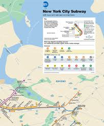 Subway Map by What U0027s Your Subway Station Number